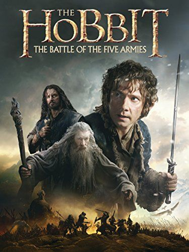 The Hobbit The Battle of The Five Armies