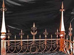 copper railing
