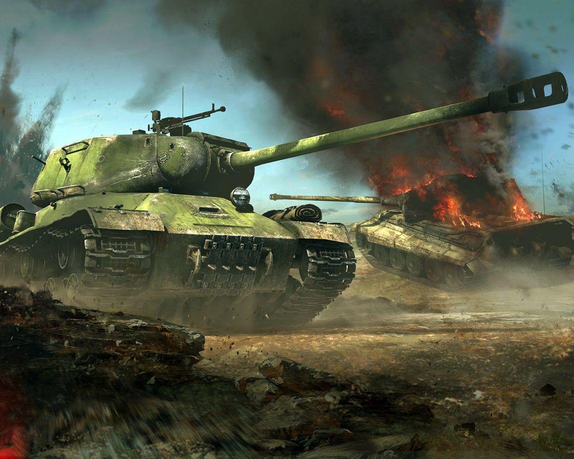 war thunder бой на тигре 2