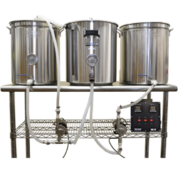 Build Your Own Electric Brewery Home Brewing Equipment Home Brewery Brewery