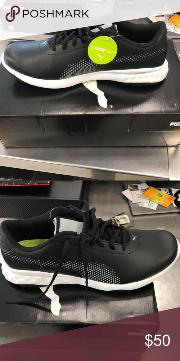 New in Box Puma Grip fusion tech golf