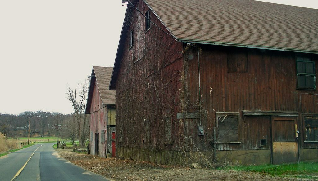 Dilapidated Barns Dilapidated, House styles, Barn
