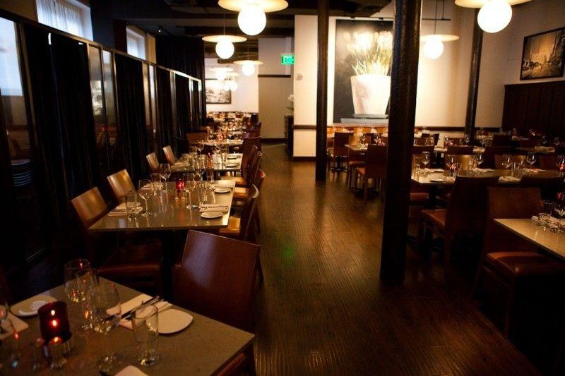Burritt Room in San Francisco  Bars  Pubs in San