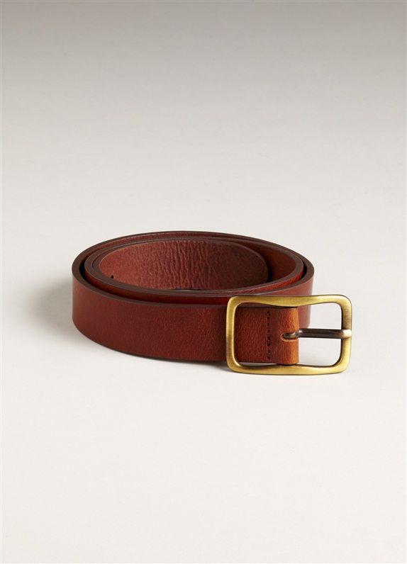 CEINTURE FEMME JEAN EN CUIR, BEAGE MARRON Belts, Curves, Ootd, Leather Jeans 21932d5479e