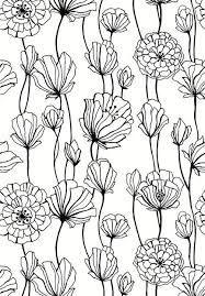 Coloriage Fleur Britto.Resultats De Recherche D Images Pour Britto Coloriage Dessin
