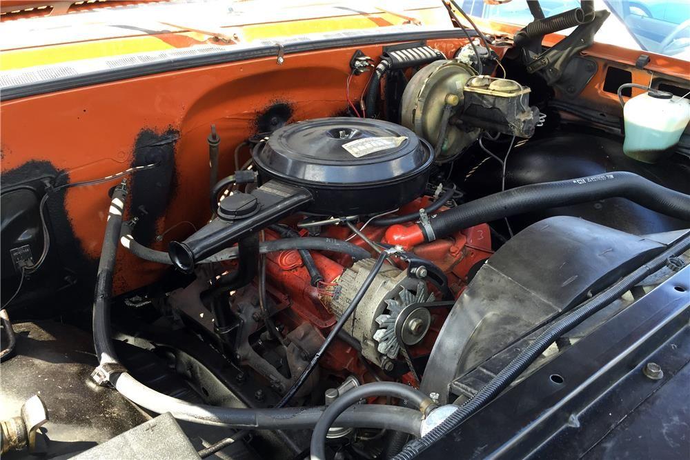 1975 Chevrolet K5 Blazer Engine 187062 K5 Blazer Chevrolet Chevrolet Blazer