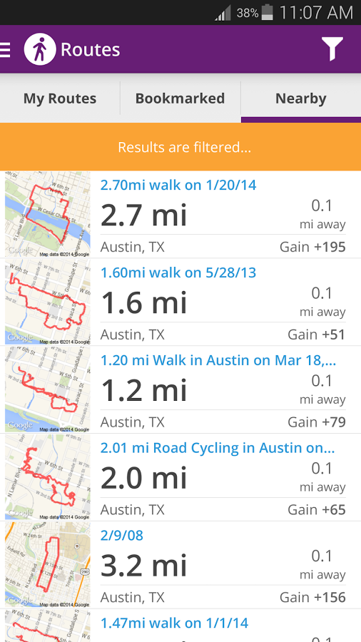 Walk with Map My Walk - screenshot | i*CAN*DO*it | Map ... Map My Walk App Android on my cloud apps, my facebook apps, my ubuntu apps, my phone apps, my apple apps,