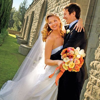 Photo of Celebrity Wedding: Jaime King & Kyle Newman