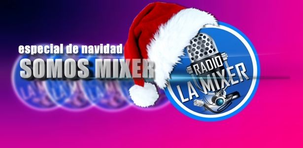 especial de navidad con la mixer