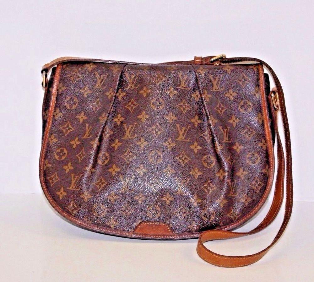 598e47aa93dd LOUIS VUITTON Monogram Menilmontant MM Crossbody Handbag (US Seller)   purses  fashion