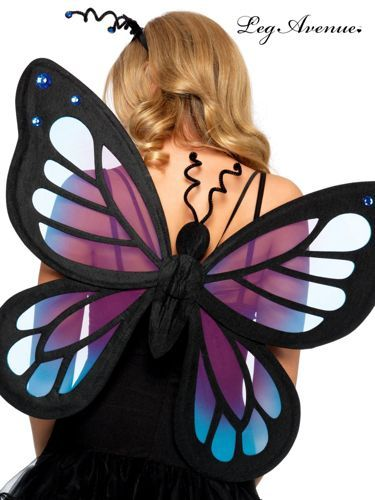 Butterfly Fairy Wings - Butterfly Party Costumes