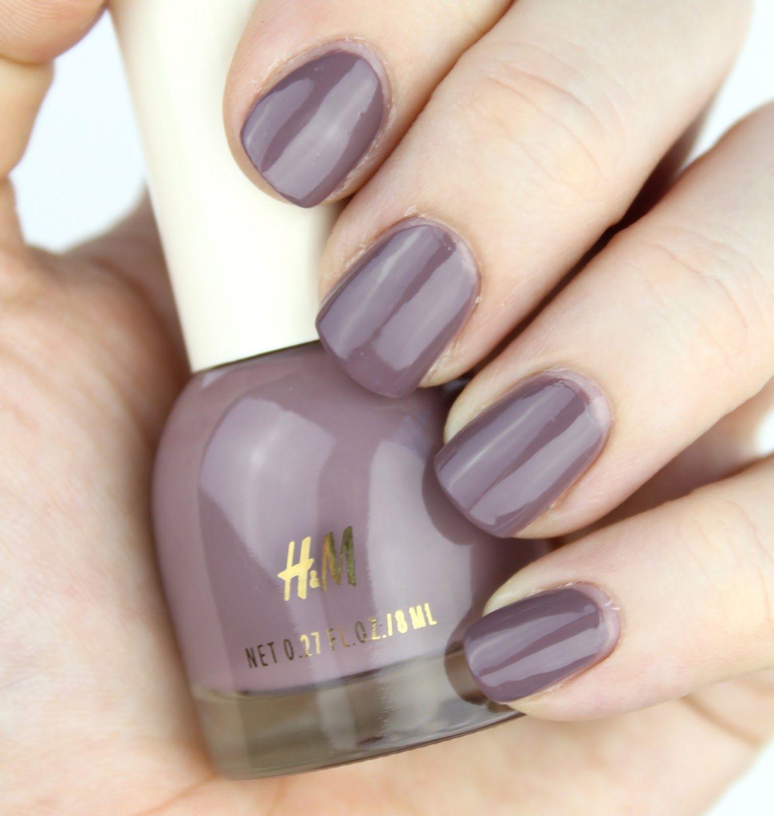 H&M Nail Polishes