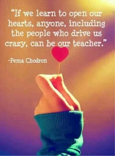 Pema Chodron Quotes Endearing Open Heart.quotable Quotes  Pinterest  Pema Chodron Soul . Decorating Design