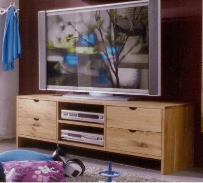 TV-Board Wildeiche massiv geölt Jetzt bestellen unter https - wohnzimmer wildeiche massiv
