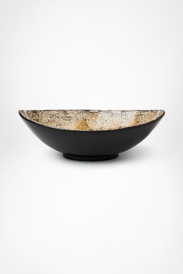 DVF | Lacquer Eggshell Bowls In Black Multi, #LoveIsHoliday