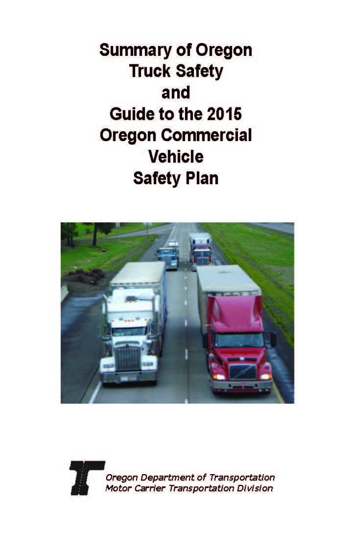 Summary of Oregon truck safety and guide to the commercial