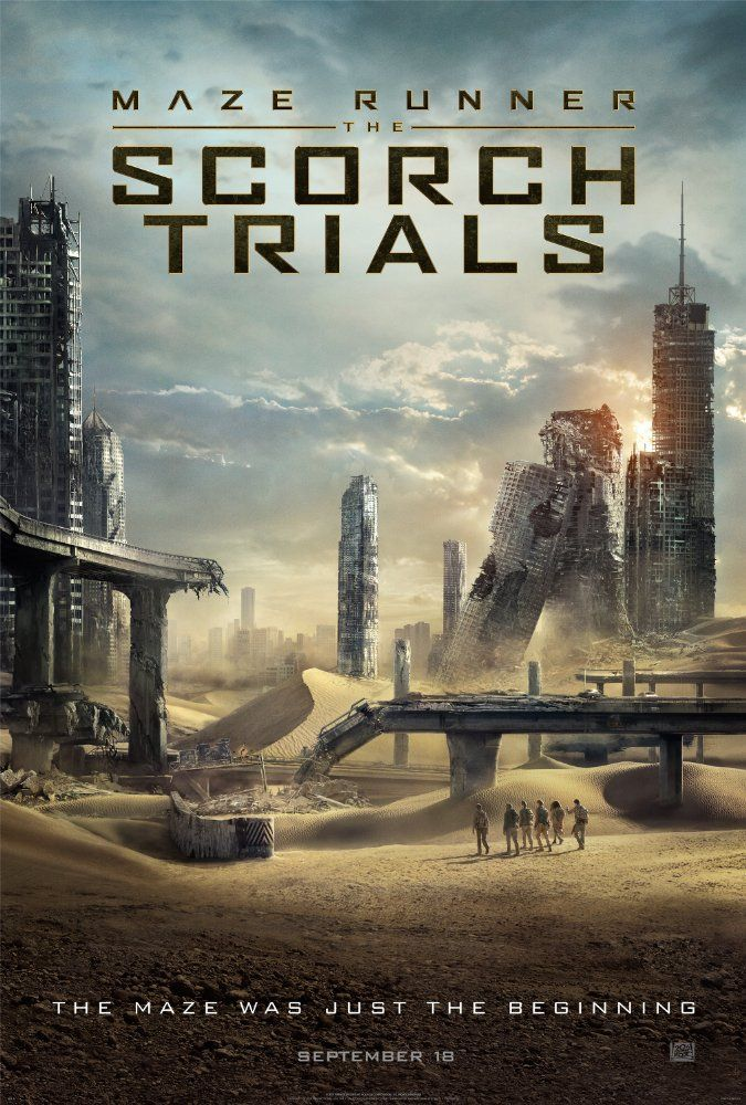 Nonton Maze Runner: The Scorch Trials (2015) Sub Indo Movie