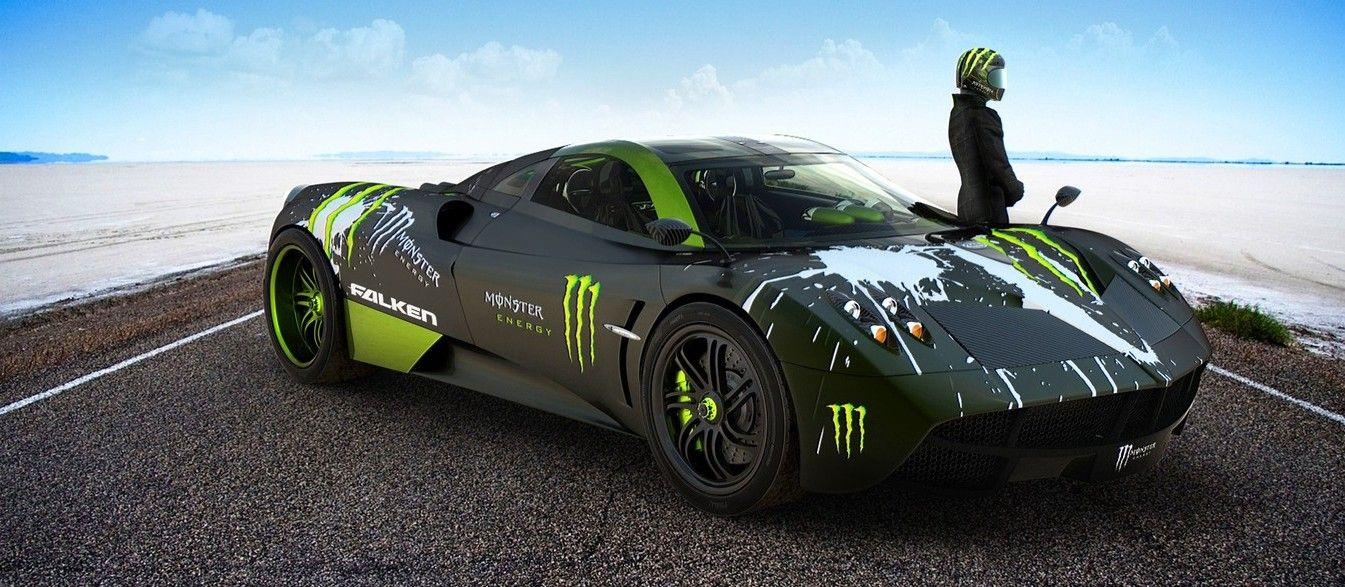 Image For HD Monster Energy Ferrari Wallpapers