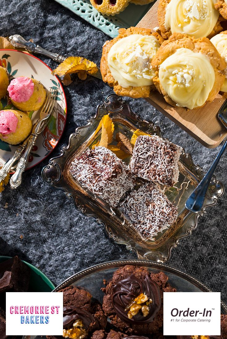 Enjoy sweet delicious morsels from Cremone St Bakers. Wide