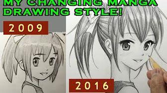 Drawing Manga Ipad