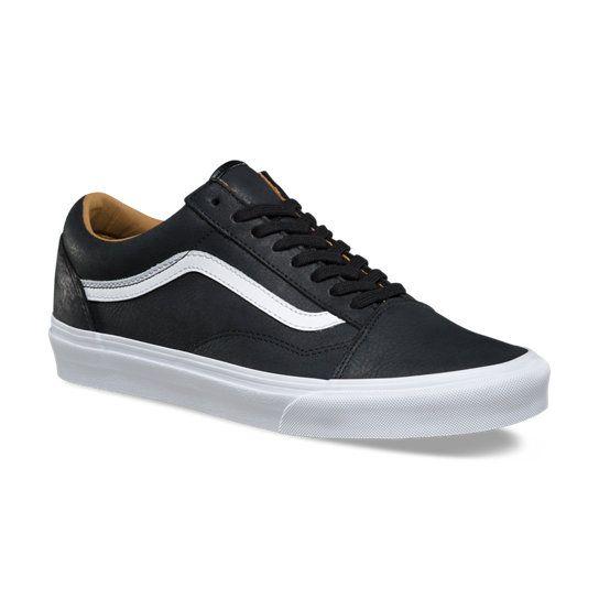 Chaussures cuir premium Old Skool | Vans | Chaussures vans
