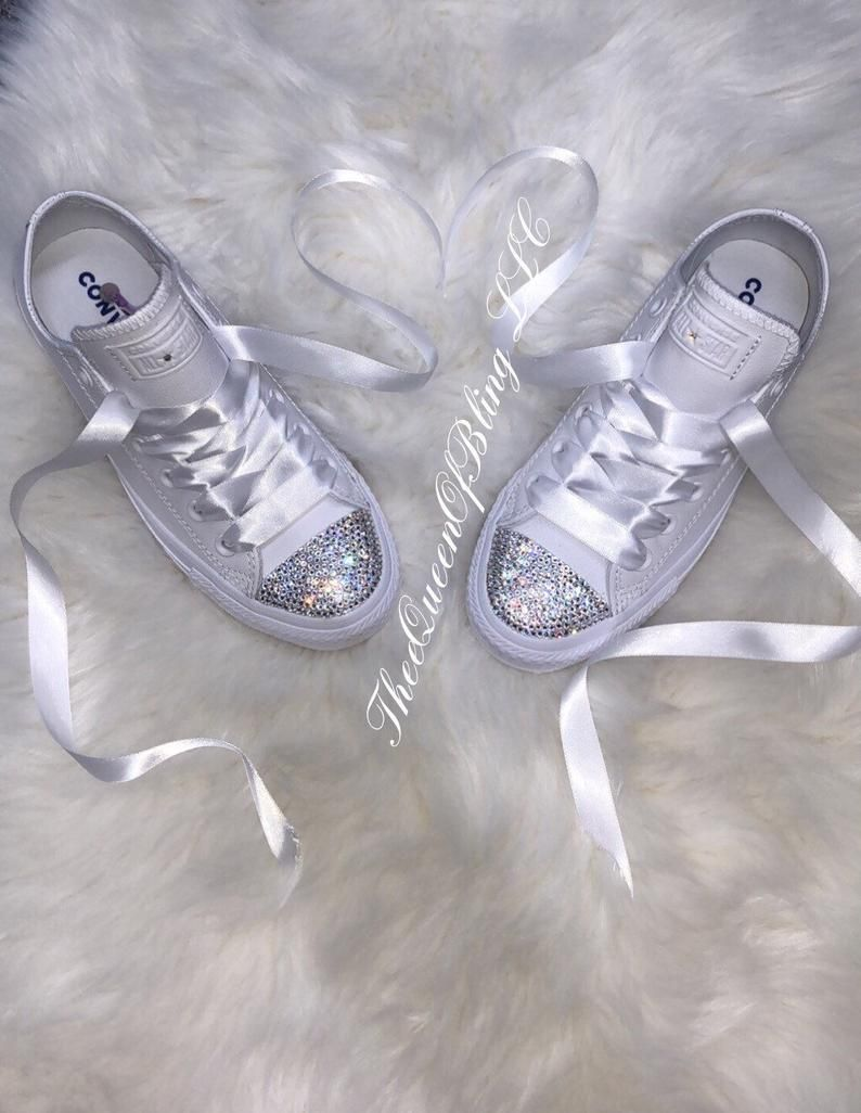 wedding shoes converse #wedding #shoes #weddingsho in 2020