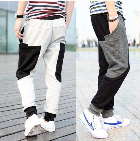 Aliexpress Com Comprar Moda Barata Adolescentes Hombres Corredores Pantalones De Carga 2015 Ch Pantalones De Hombre Moda Nike Ropa Hombre Pantalones De Hombre