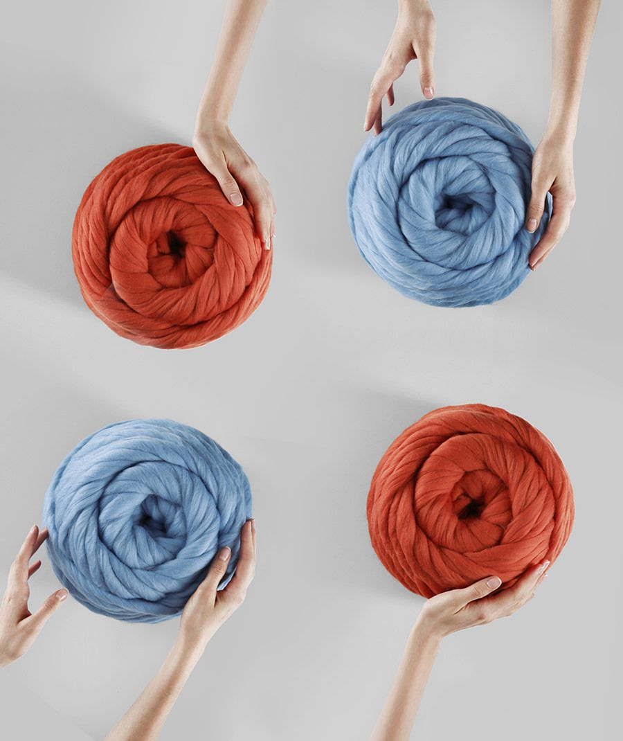 Save a Bunch on Bundles! Our Chunky Merino Yarns Are Now