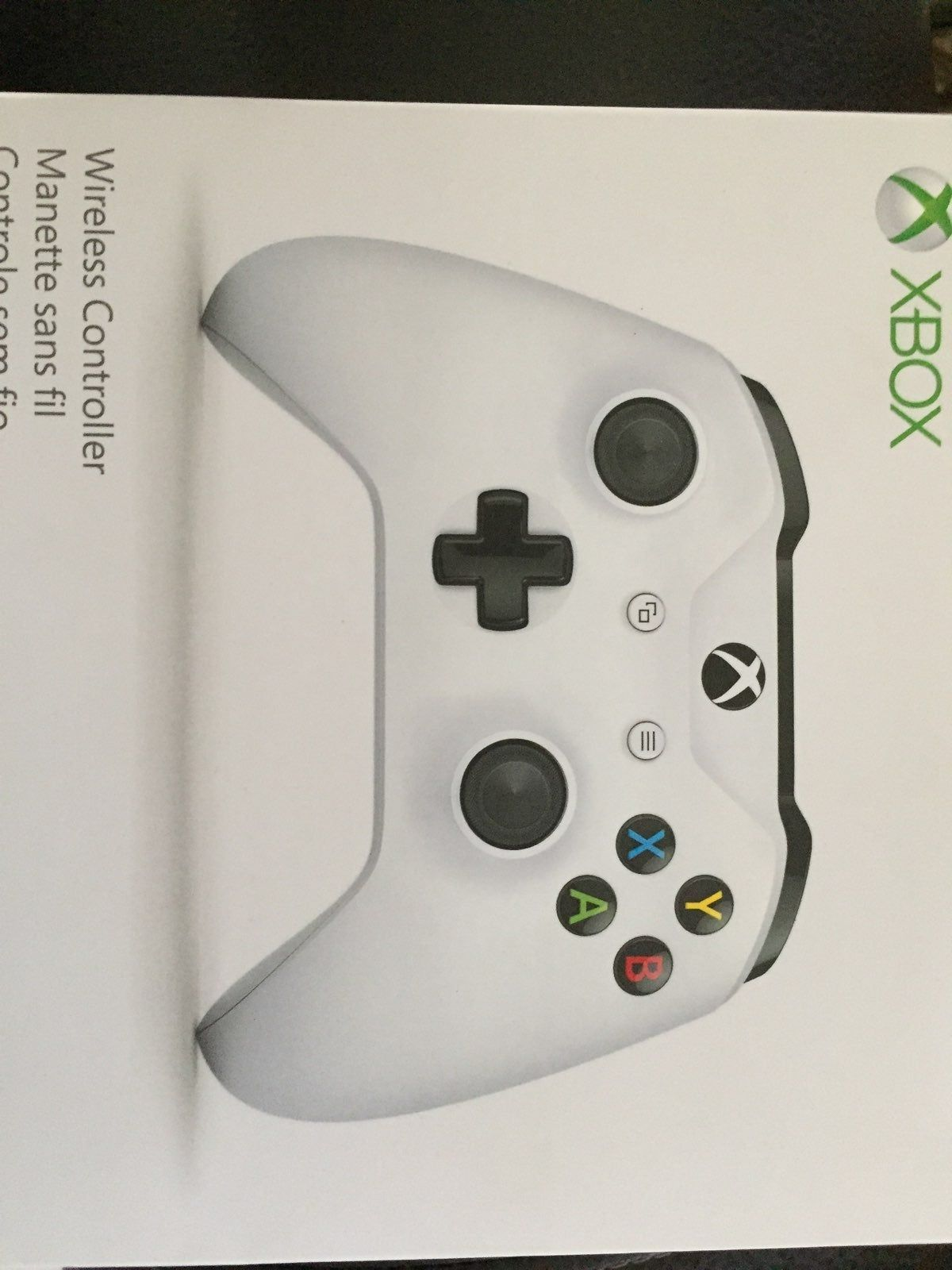 Brand New Xbox One Controller Firm On The Price Xbox One Xbox Controller Xbox One Controller