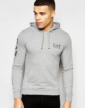 ea7 hoodie mens sale