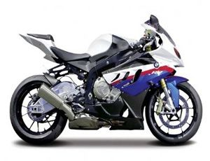 The Maisto Bmw S1000rr Is A Diecast Model Motorbike From This
