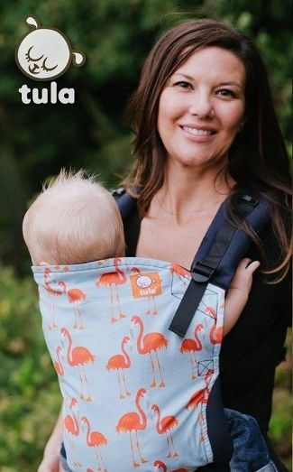 Tula Baby Carrier - Standard - The Flock