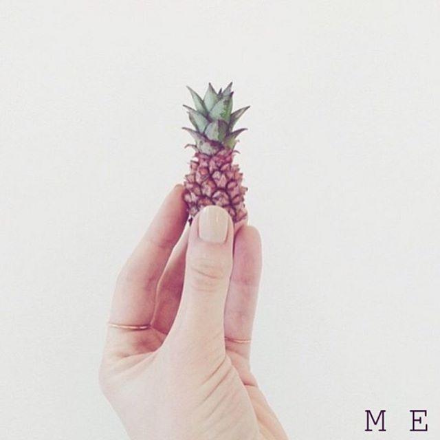 Cute! 🍍 #goodmorning #newday #newinspiration