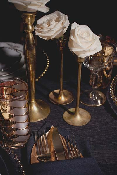 Old Hollywood Glam Wedding Inspiration | Steampunk wedding, iPhone ...