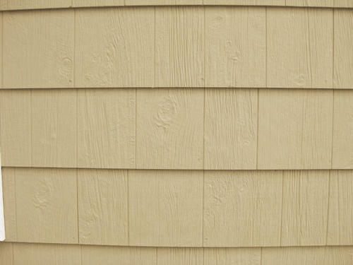 Menards Shake Panel Can Be Install Straight Or Staggered Depends On Which Side You Use Cedar Shake Siding Engineered Wood Siding Shake Siding