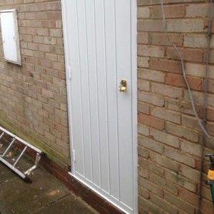 Gemini Personnel Side Door For Garage