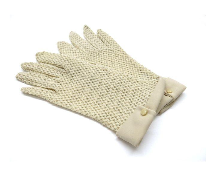 Vintage Handschuhe - 50er Jahre Handschuhe West Germany - ein ...