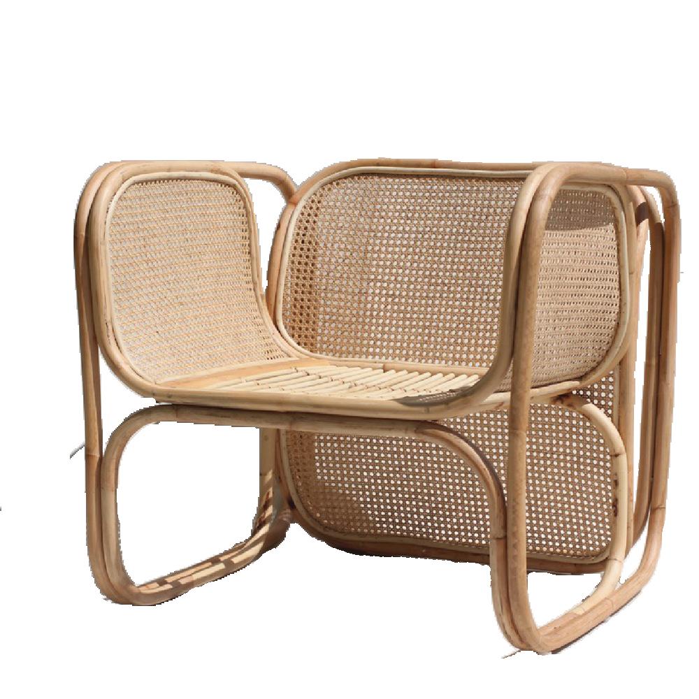Worn Cane Lounger - Pico | Rattan chair, Chair, Rattan ...
