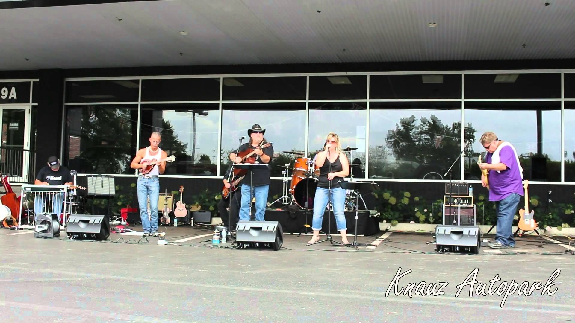 Buckley Road Band's Performance of Landslide at the Knauz Summer Concert Series 2014.