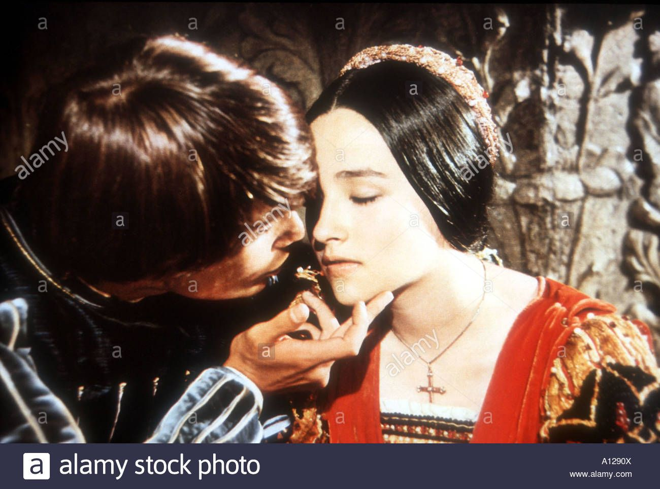 Download this stock image romeo and juliet year 1967