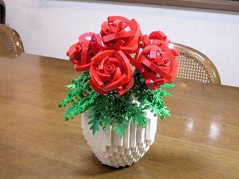 How To Build Lego Flowers Quora Lego Pinterest Lego Flowers