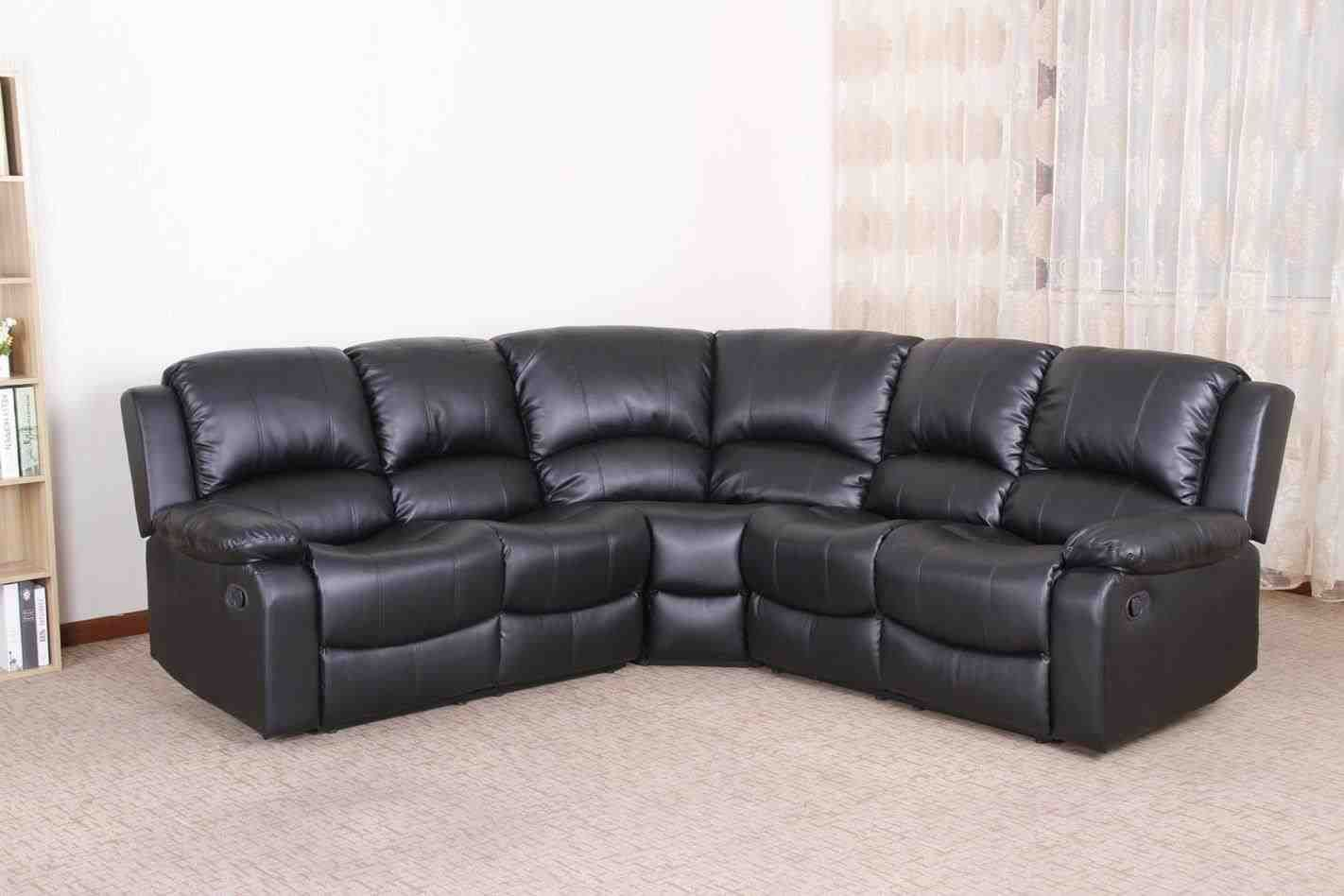 Black Corner Sofa Full Size Of Blue Leather Small Bed