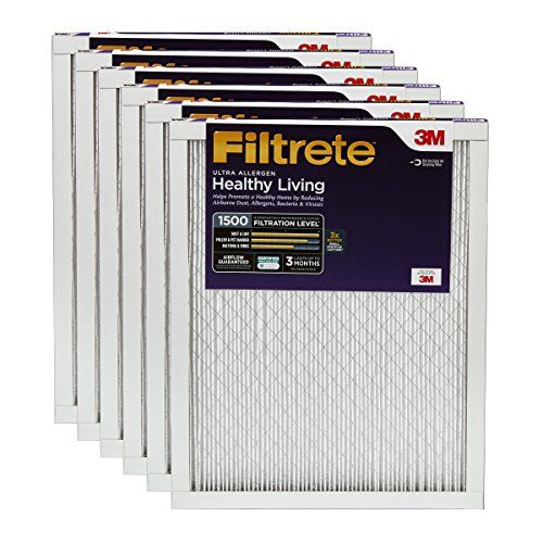 Featuring High Performing Electrostatic Technology Filtrete Healthy Living Filters Proactively Attract And Desi With Images Furnace Filters Ac Furnace Hvac Air