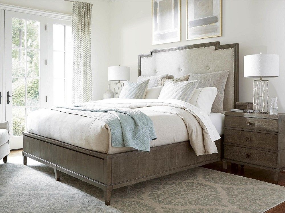 507210/31F/R Harmony Bed with Storage (Queen) | Our Home | Pinterest