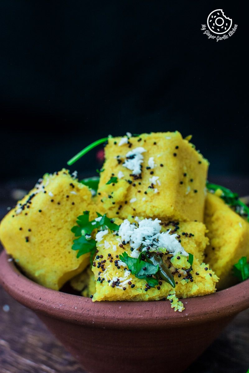 Khaman dhokla recipe how to make instant soft and spongy dhokla khaman dhokla recipe how to make instant soft and spongy dhokla mygingergarlickitchen forumfinder Gallery