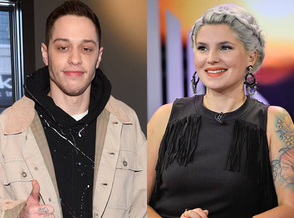 Pete Davidson And Former Girlfriend Reunite Amid Kate Beckinsale Dating Reports Kate Beckinsale Dating Carly Aquilino Kate Beckinsale