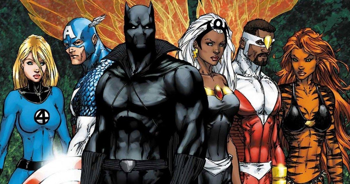 black panther book summary