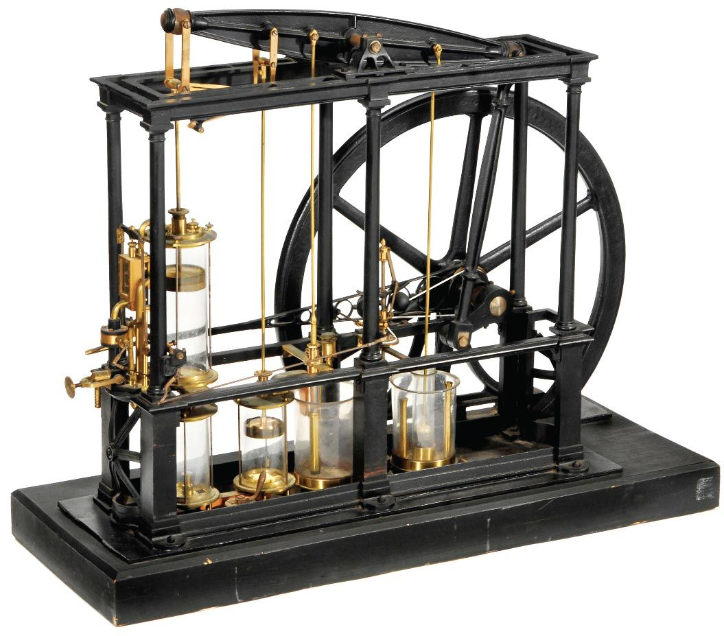 a brief history of steam engine technology The steam engine was one of the most important inventions in modern history steam engines  and technology that  steam engine: definition, invention & history .