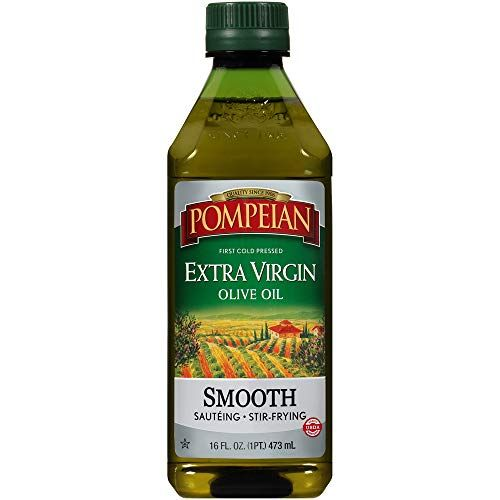 Pompeian Smooth Extra Virgin Olive Oil  16 Ounce