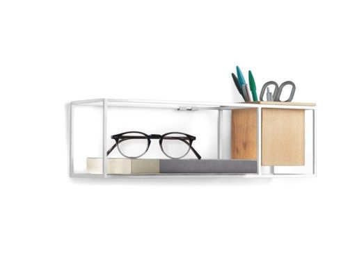 Cubist Shelf Small And Large Floating Wall Shelves Wall